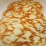 Gevuld brood met een Italiaans tintje