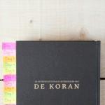 Schema | Koran in 30 dagen uitlezen