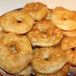Sfenj (Marokkaanse donuts)