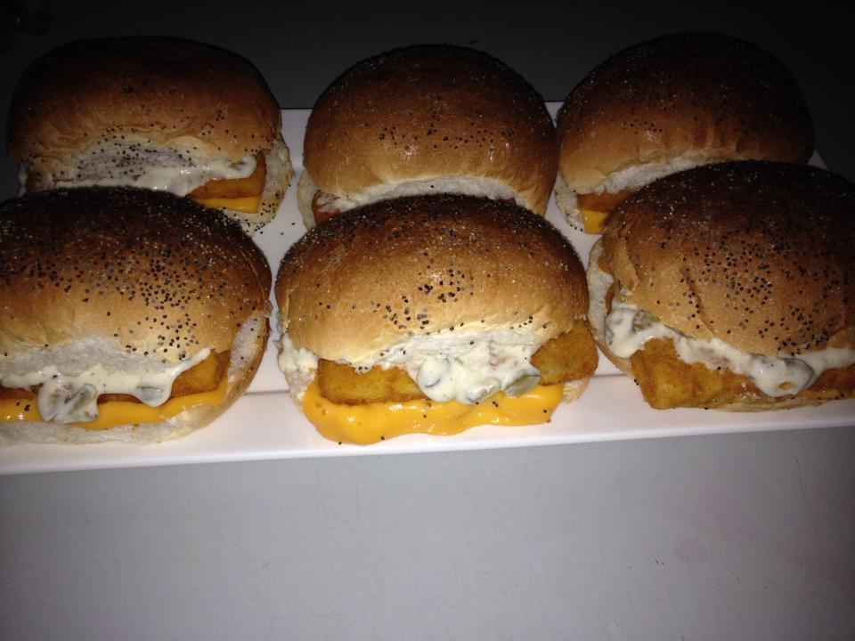 Filet-O-Fish van de McDonalds