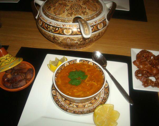 Harira soep du Nima