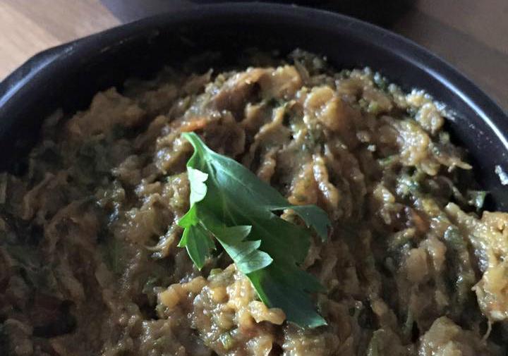 Ze3louk (auberginesalade)