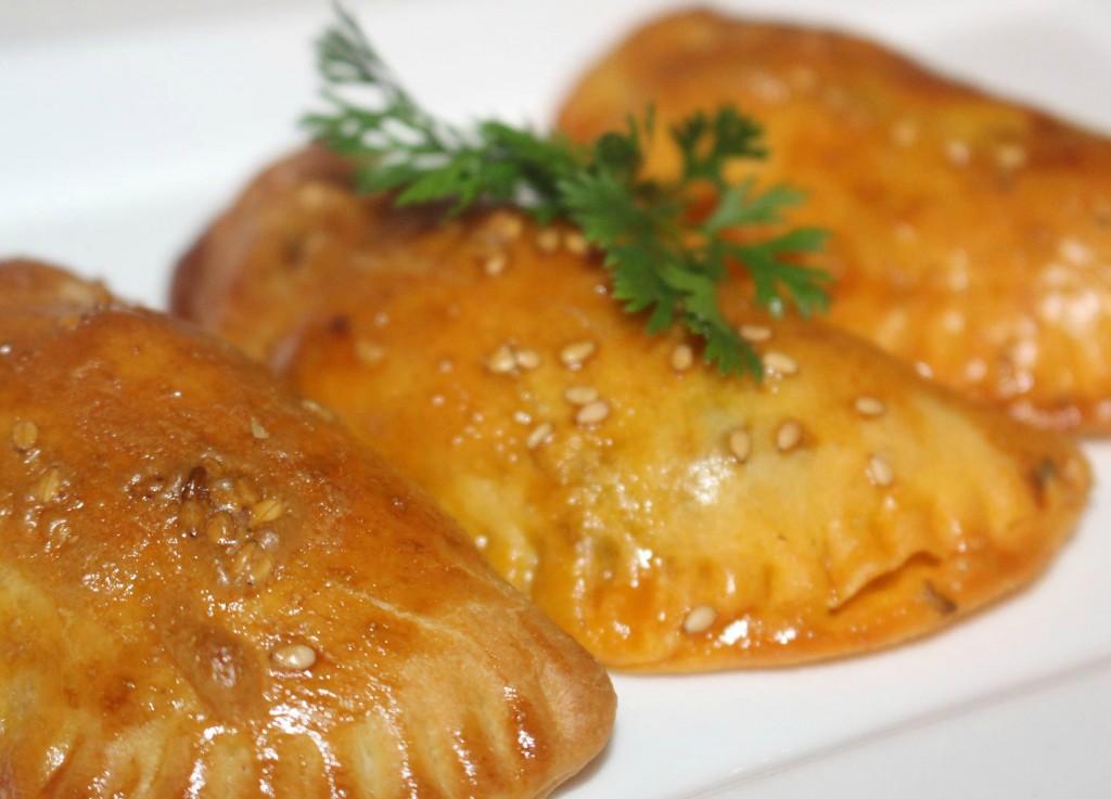 Empanadas a la Temsamania met gehakt