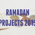 Ramadan Projects 2015