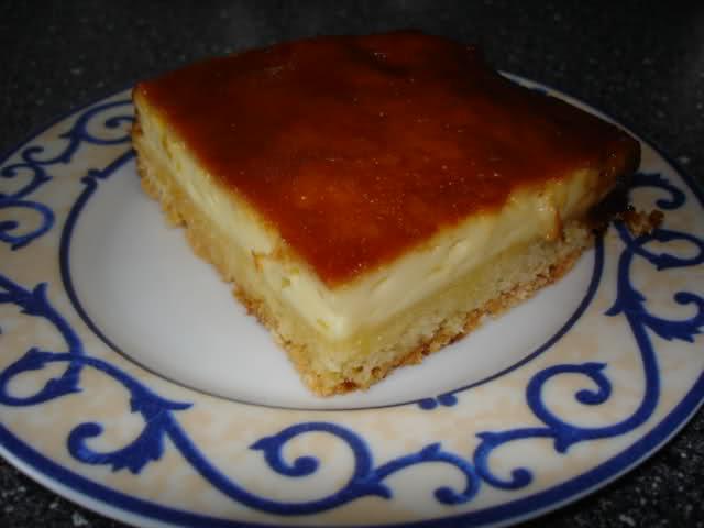Homemade Flan Cake