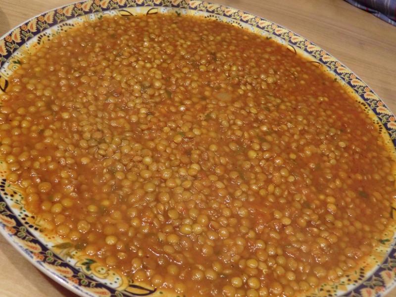Le3des – Marokkaanse linzensoep