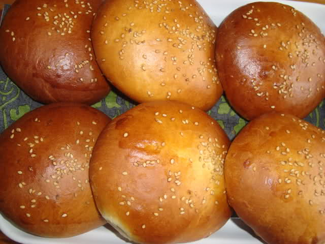 Mini Krachel broodjes