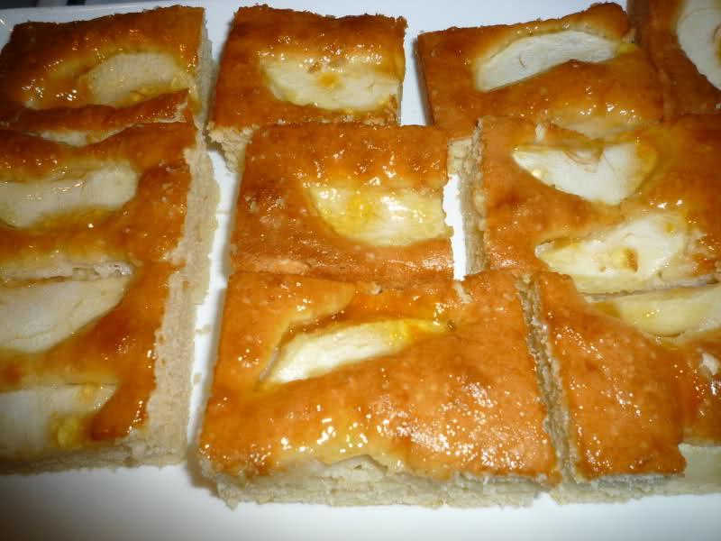 Appelcake van cakemeel