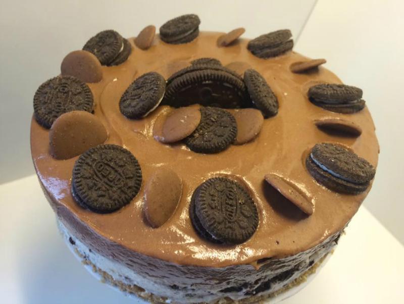 Hedendaags Nutella Oreo Cheesecake | Ramadanrecepten.nl BR-89