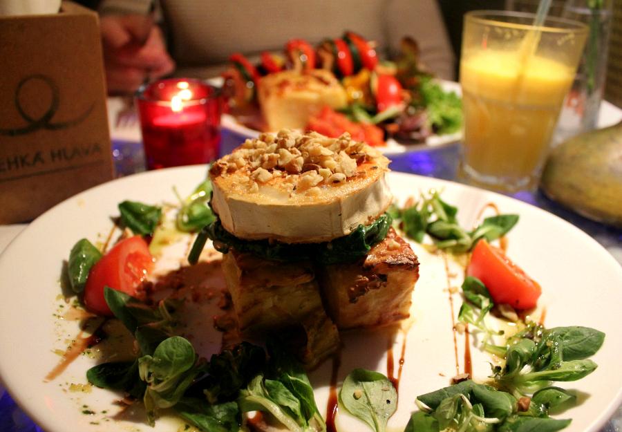 stedentrip_praag_vegetarisch_eten