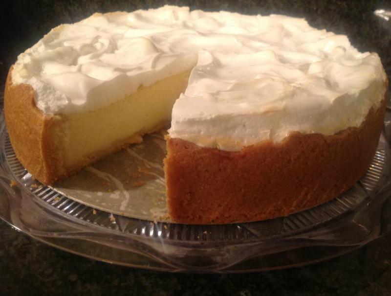 Meest luchtige cheesecake