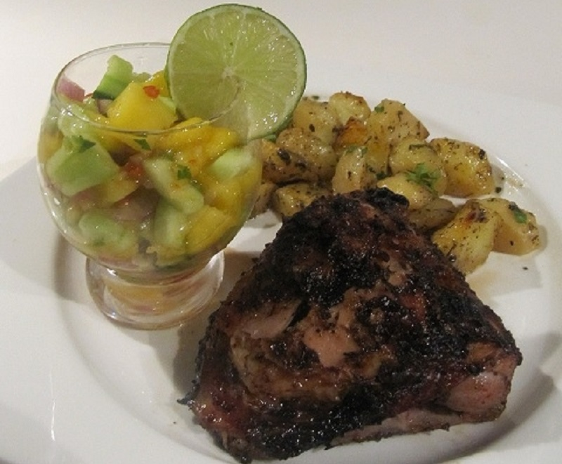 Jamaicaanse Jerk Chicken