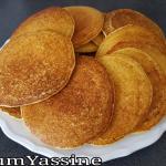 Harcha pancakes