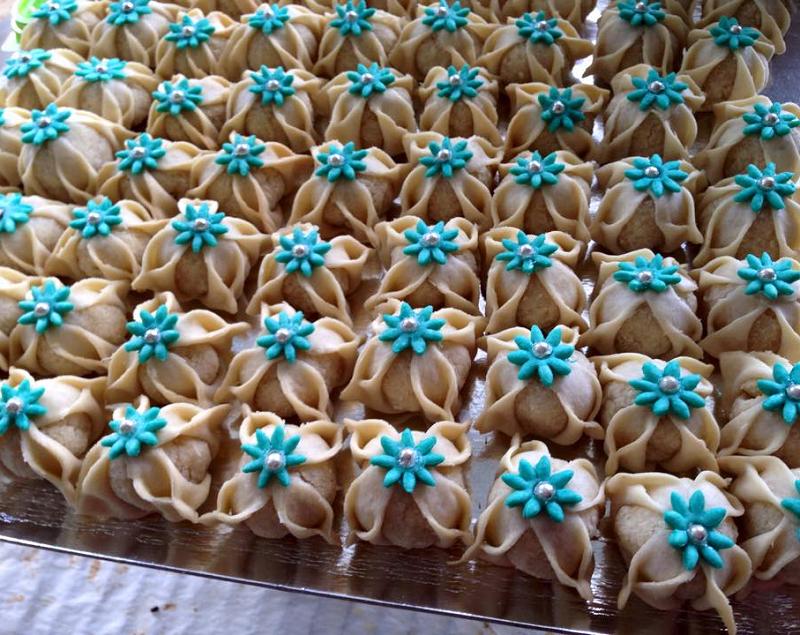 Korenfoula (Werida koekjes)