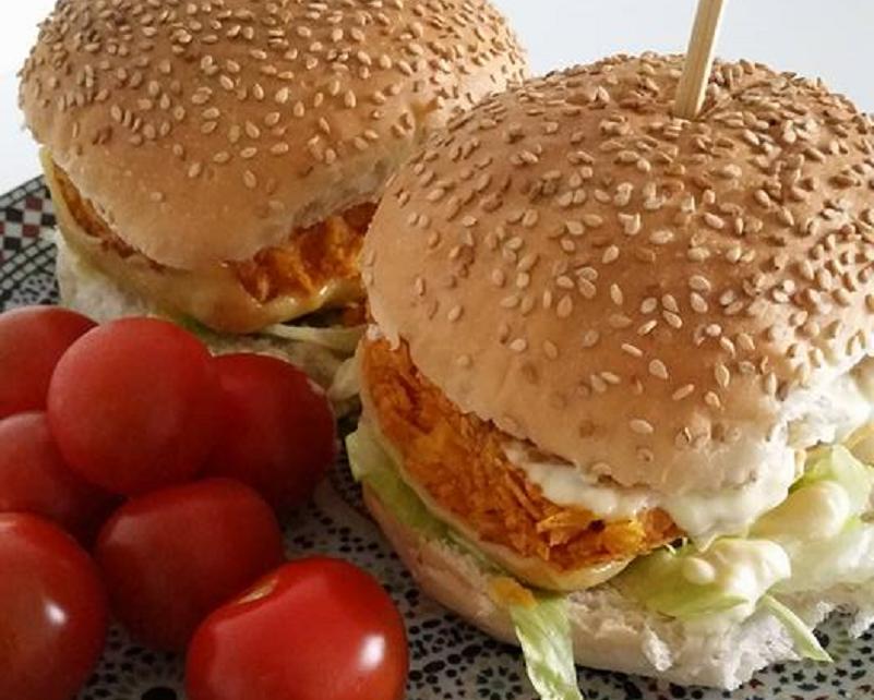 Crispy Fishburger