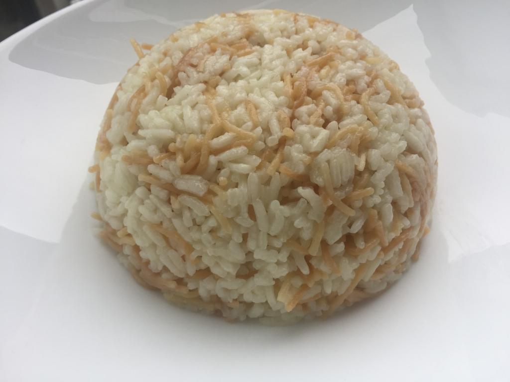 Turkse rijst (Pilav)