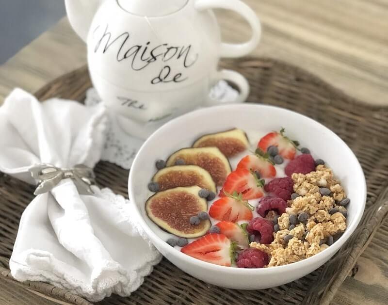 SUHOOR | Yoghurt met vijgen en granola