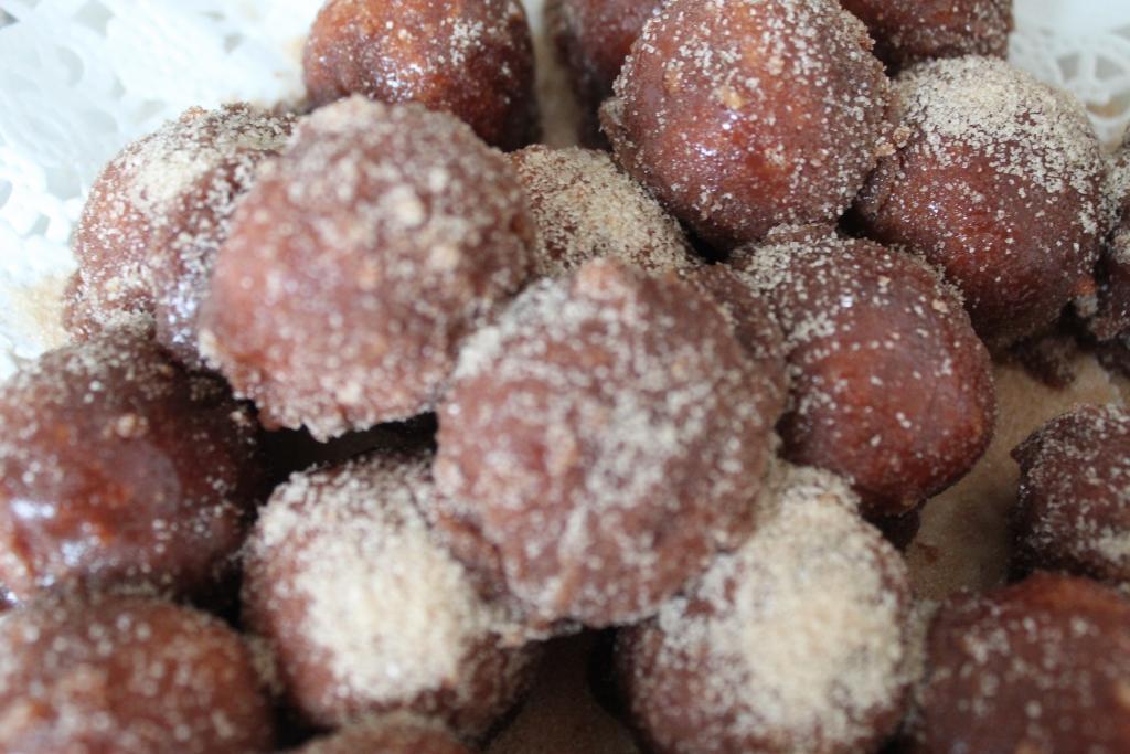 Privé: No bake chocolade suiker bonbons