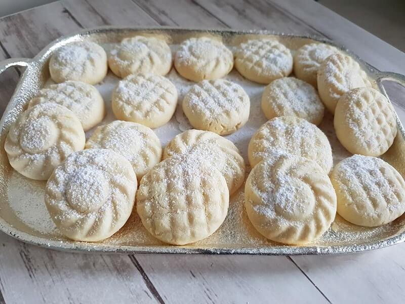 Simpele maizenakoekjes
