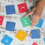 FREEBIE | Het Arabische Alfabet Memory Spel