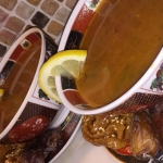 Het eetdagboek van… Dalila van Dalila's Cuisine