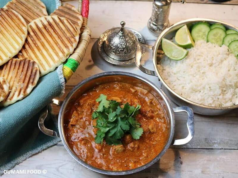 Indiase kipcurry garam masala