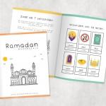 FREEBIE | Ramadan werkboekje + diploma